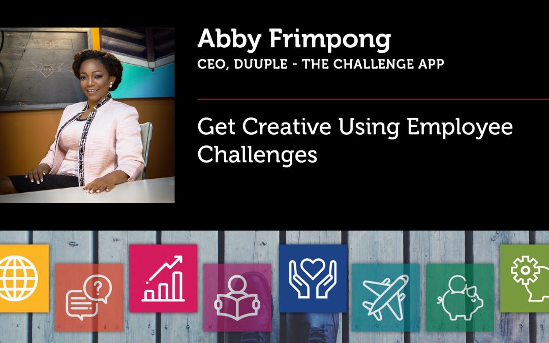 Get Creative Using Employee Challenges