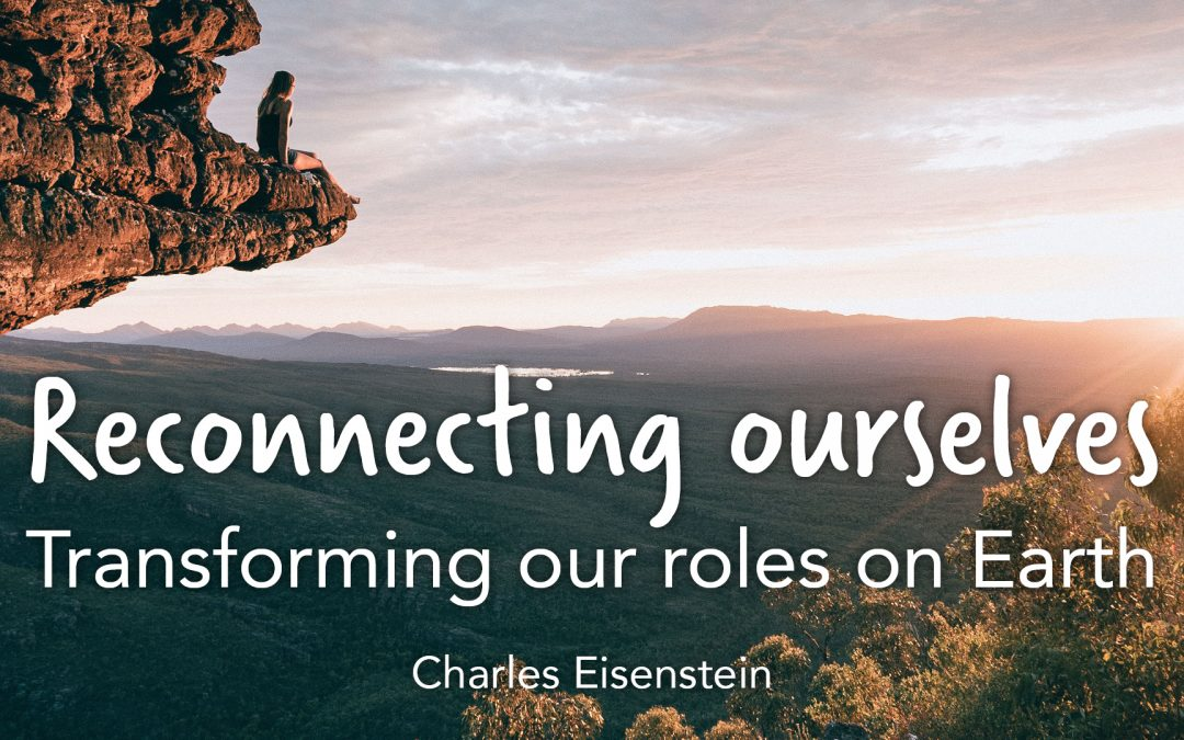 How to reconnect with ourselves