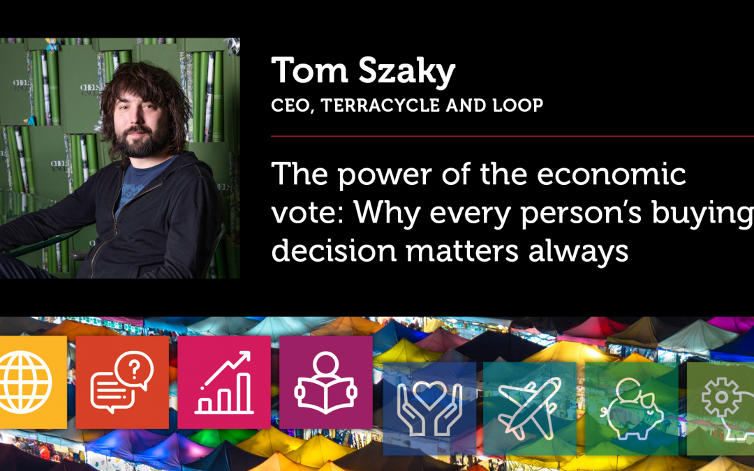 The power of the economic vote: Why every person's buying decision matters always