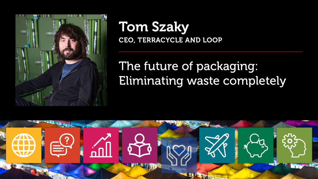 The future of packaging: Eliminating waste completely