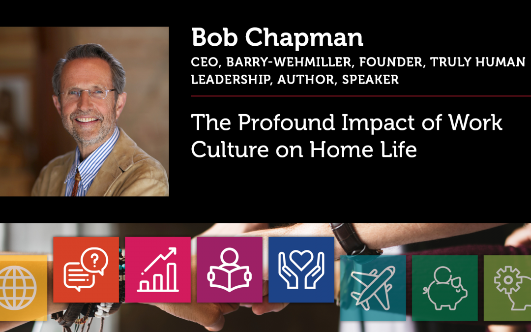 The Profound Impact of Work Culture on Home Life