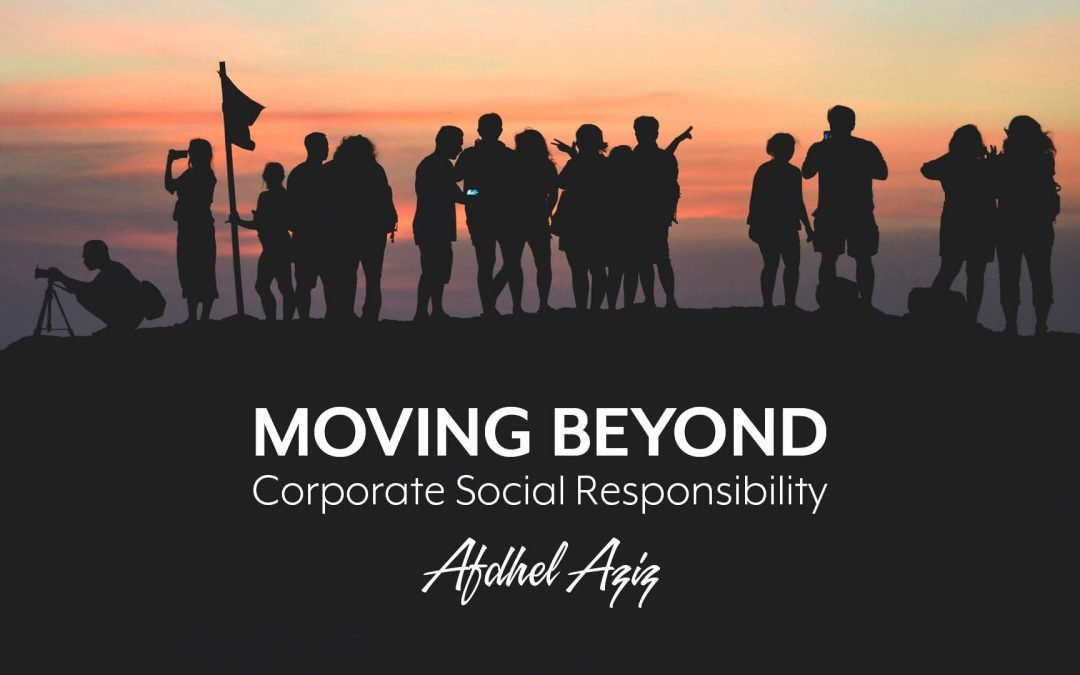 Moving beyond CSR: corporate social opportunity