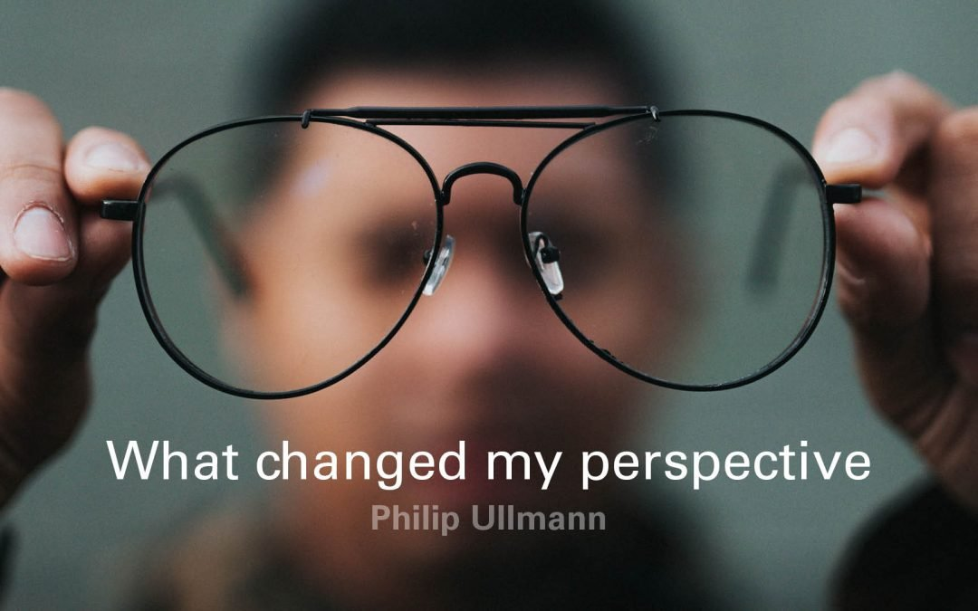 What changed your perspective: From capitalist to chief energiser