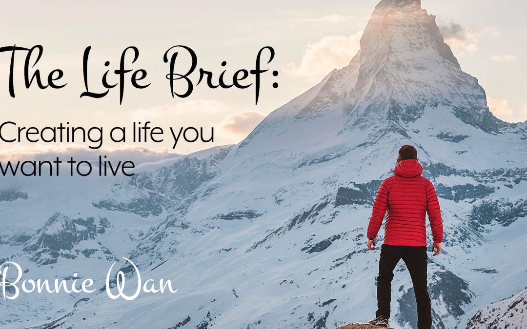 The Life Brief: Creating a life you want to live