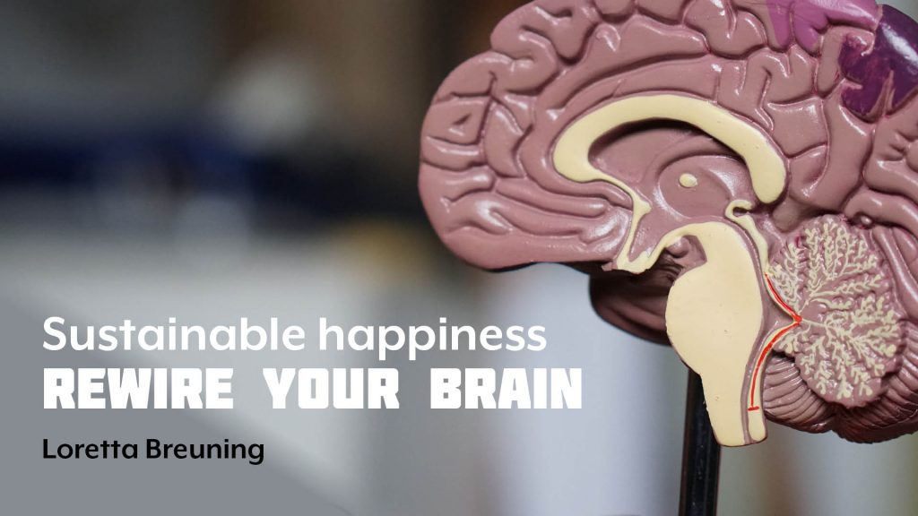 Sustainable happiness - Rewire your brain