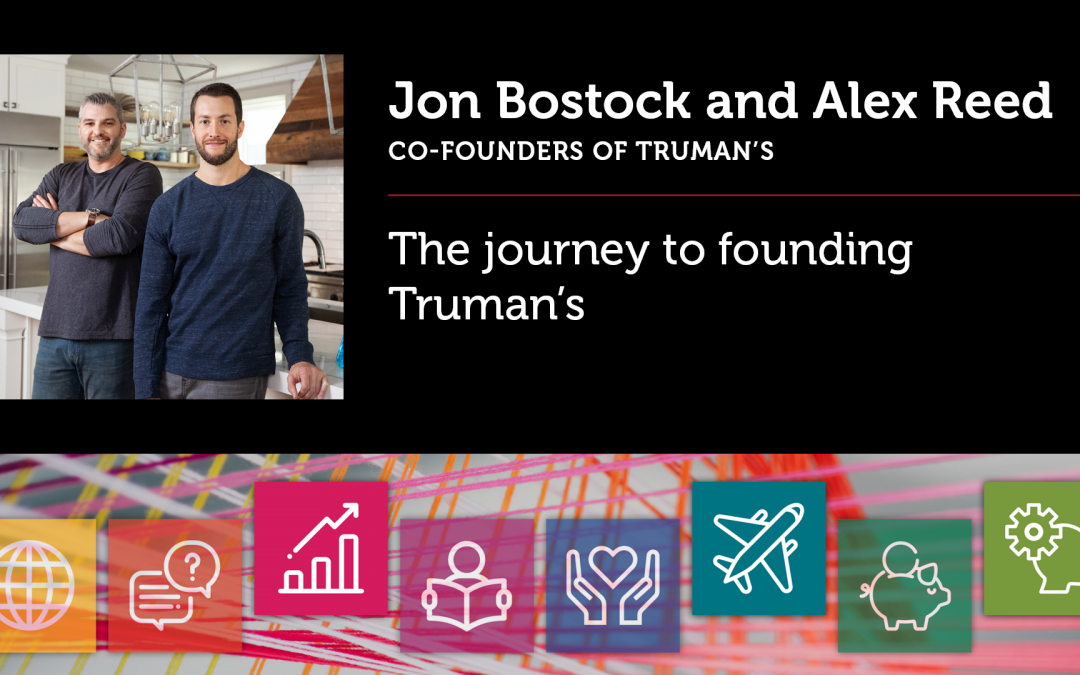The journey to founding Truman's