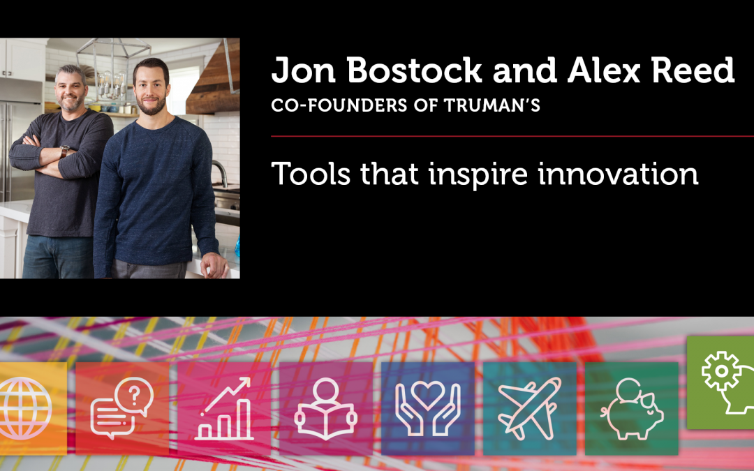 Tools that inspire innovation