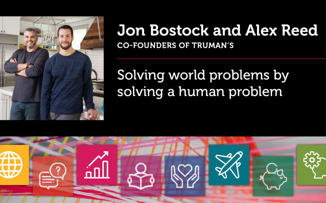 Solving world problems by solving a human problem